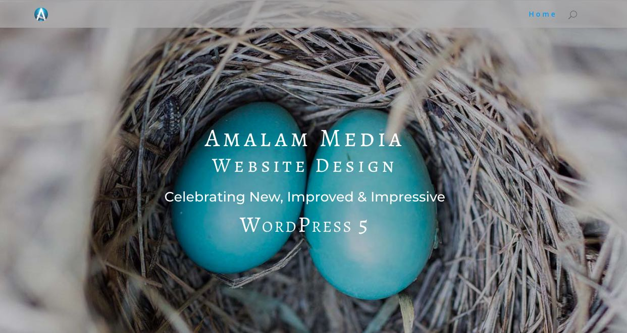 WordPress Website Design by Ulla-Maija Kivimaki